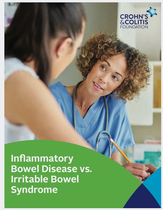 Inflammatory Bowel Disease vs. Irritable Bowel Syndrome