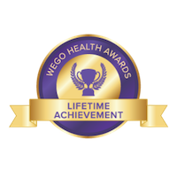 WEGO Health Lifetime Achievement Award