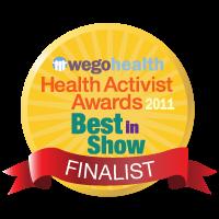 WEGO Health Activist Award